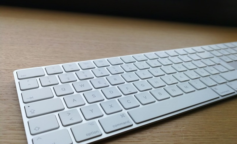 Shortcuts on a keyboard (Quelle: Eigene Darstellung)